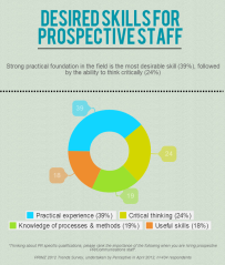 Infographic - desired skills 2014